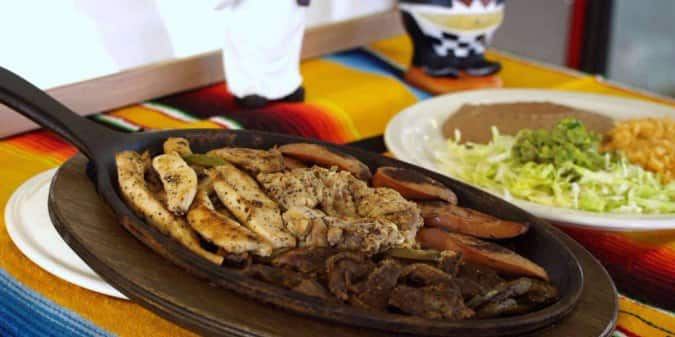 Mexican Food Delivery Houston
