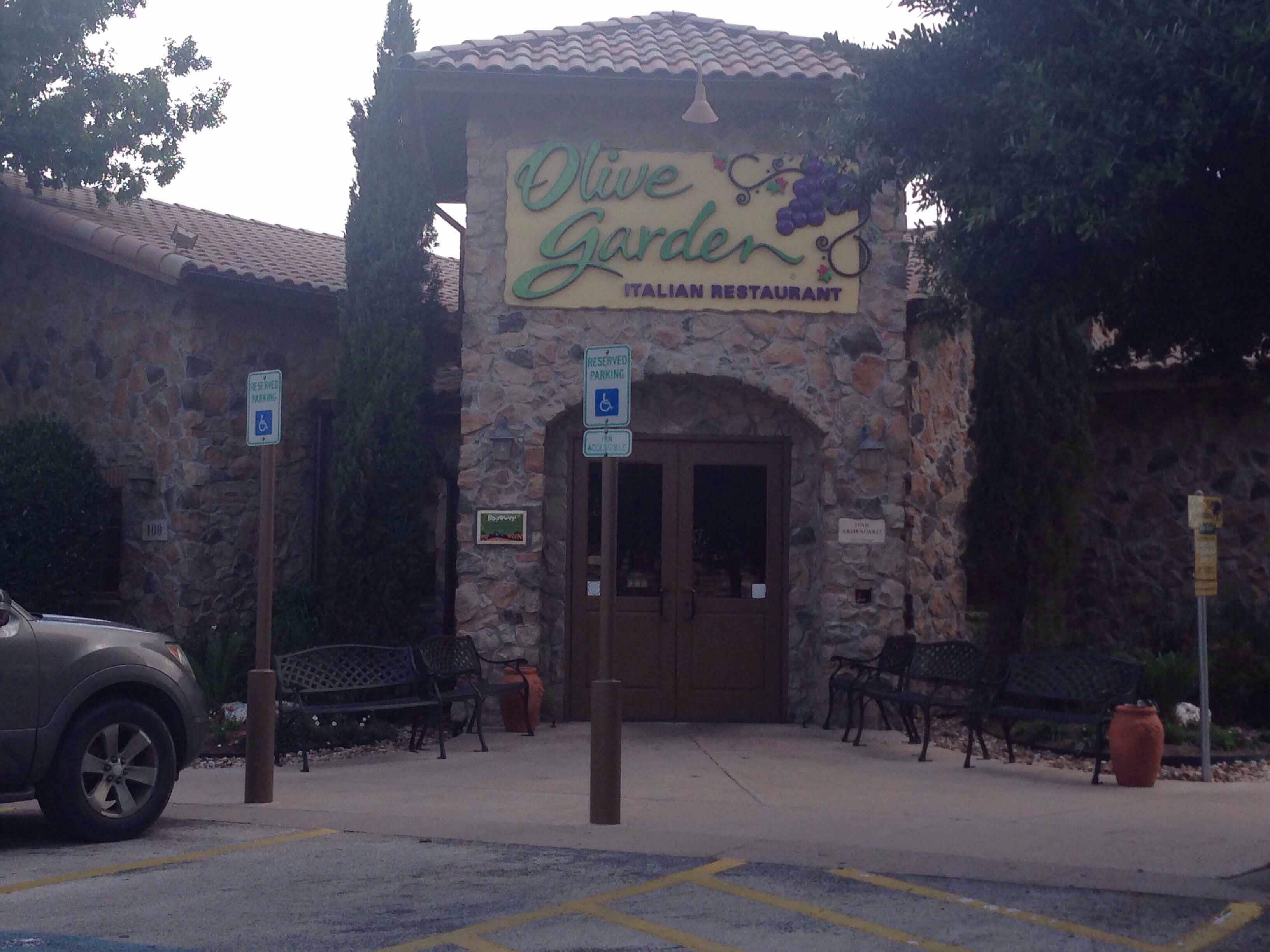 Charmant Olive Garden, Round Rock Photos