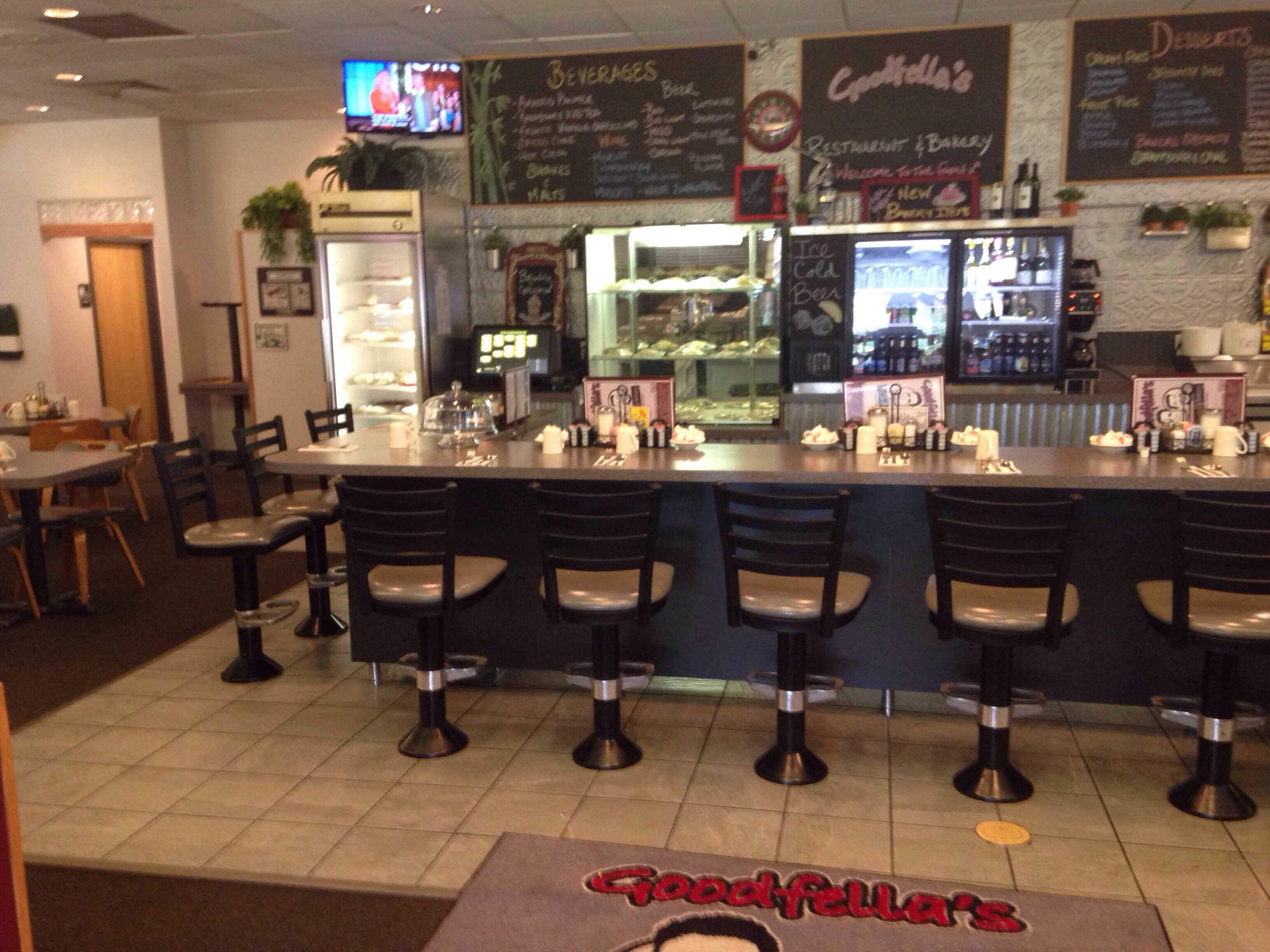 Goodfella S Restaurant Bakery Menu