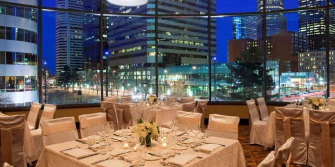 Augusta Restaurant The Westin Denver Downtown Central