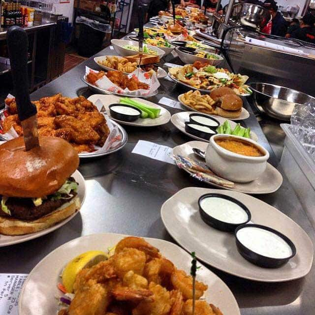 Hooters menu menu for hooters mission valley san diego - Buffalo wild wings vista gardens ...