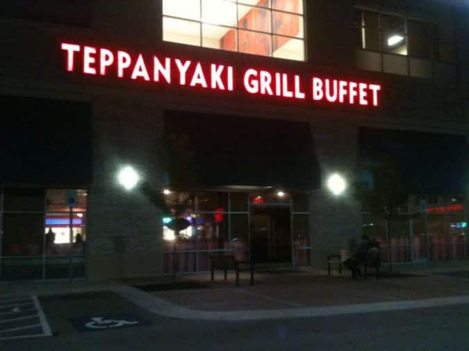 Groovy Hibachi Grill Supreme Buffet Parkville Baltimore Download Free Architecture Designs Grimeyleaguecom