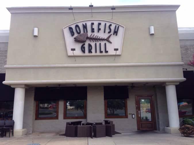 Bonefish grill matthews charlotte urbanspoon zomato for Bone fish grille