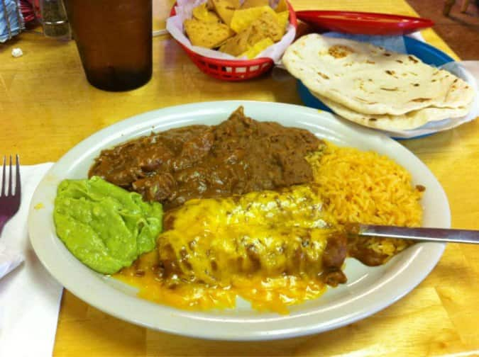 Mexican Food Aransas Pass