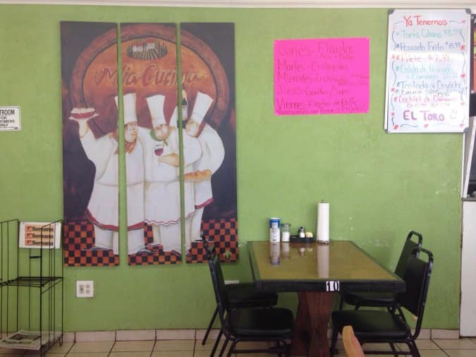 Taqueria Texas City Hours