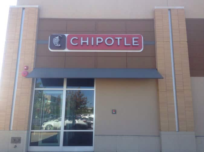 Chipotle Mexican Grill Oak Brook Chicago Urbanspoon Zomato