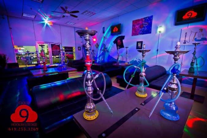 Cloud 9 Hookah Lounge North Park San Diego Urbanspoon