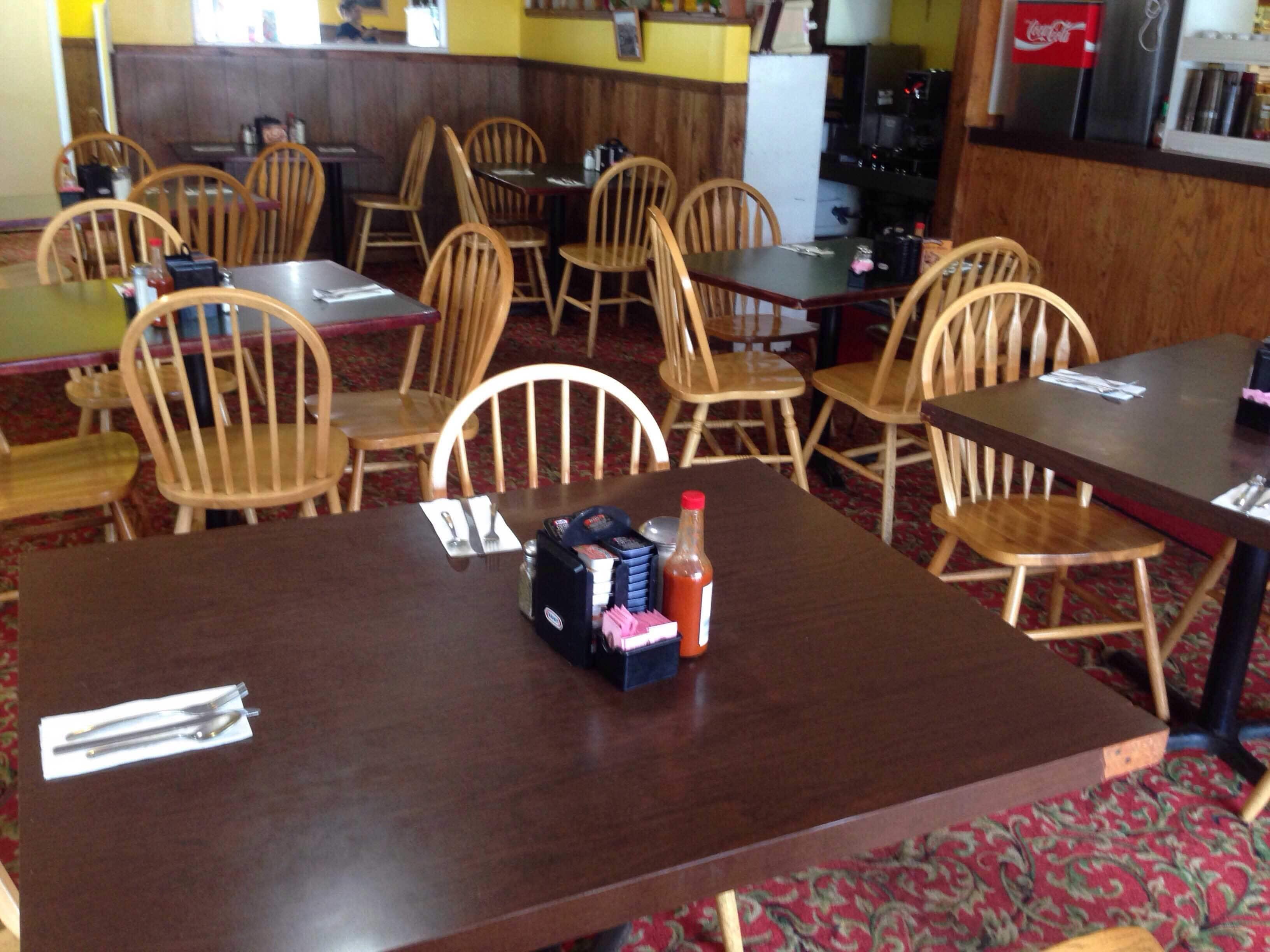 Menu For Joe S Cafe Wheat Ridge