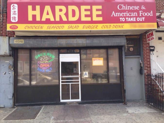 Hardee Chinese Food Menu Menu For Hardee Chinese Food