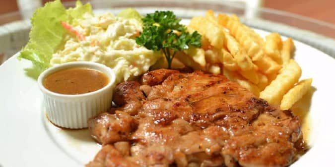 Western Food - Happy City Food Court Menu - Zomato Malaysia