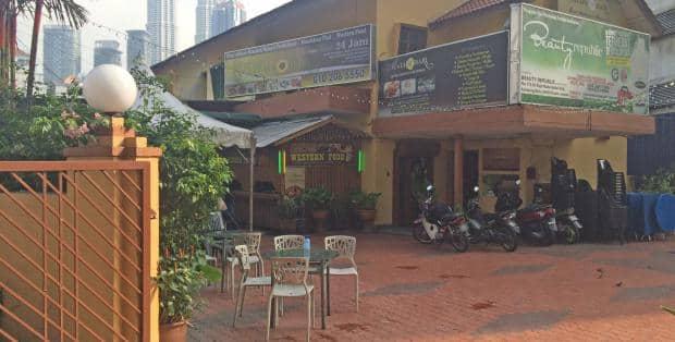 Restoran Dapur Matahari Kampung Baru