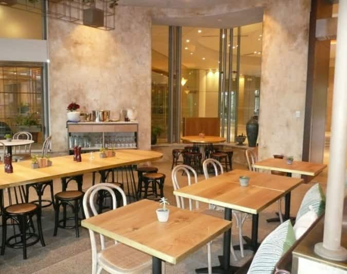 Urban Paddock Cafe Menu