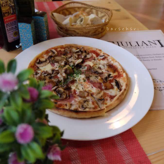 Giuliani Ristorante E Pizza Jakarta Bogor Zomato Indonesia