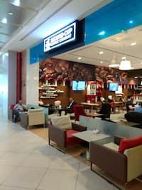 Second Cup - Al Wahda Mall, Al Wahda, Abu Dhabi - Zomato
