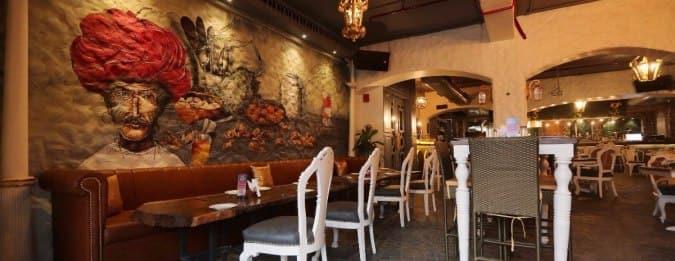 Cafe Purani Dilli, Punjabi Bagh, New Delhi