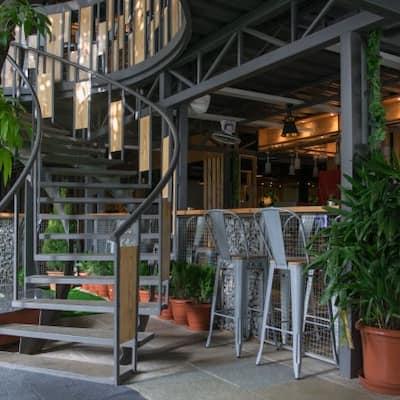 The Underpass Pub Grub JP Nagar Bangalore