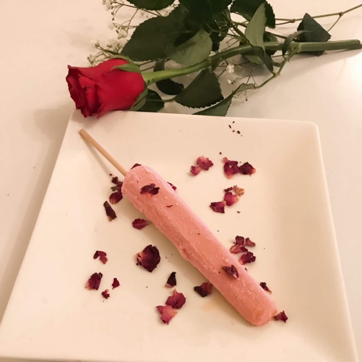 Say it with Rose. It's always the best option. Kulfi Wala presents Gulkhand for your floral taste buds. Simply refreshing and fragrant