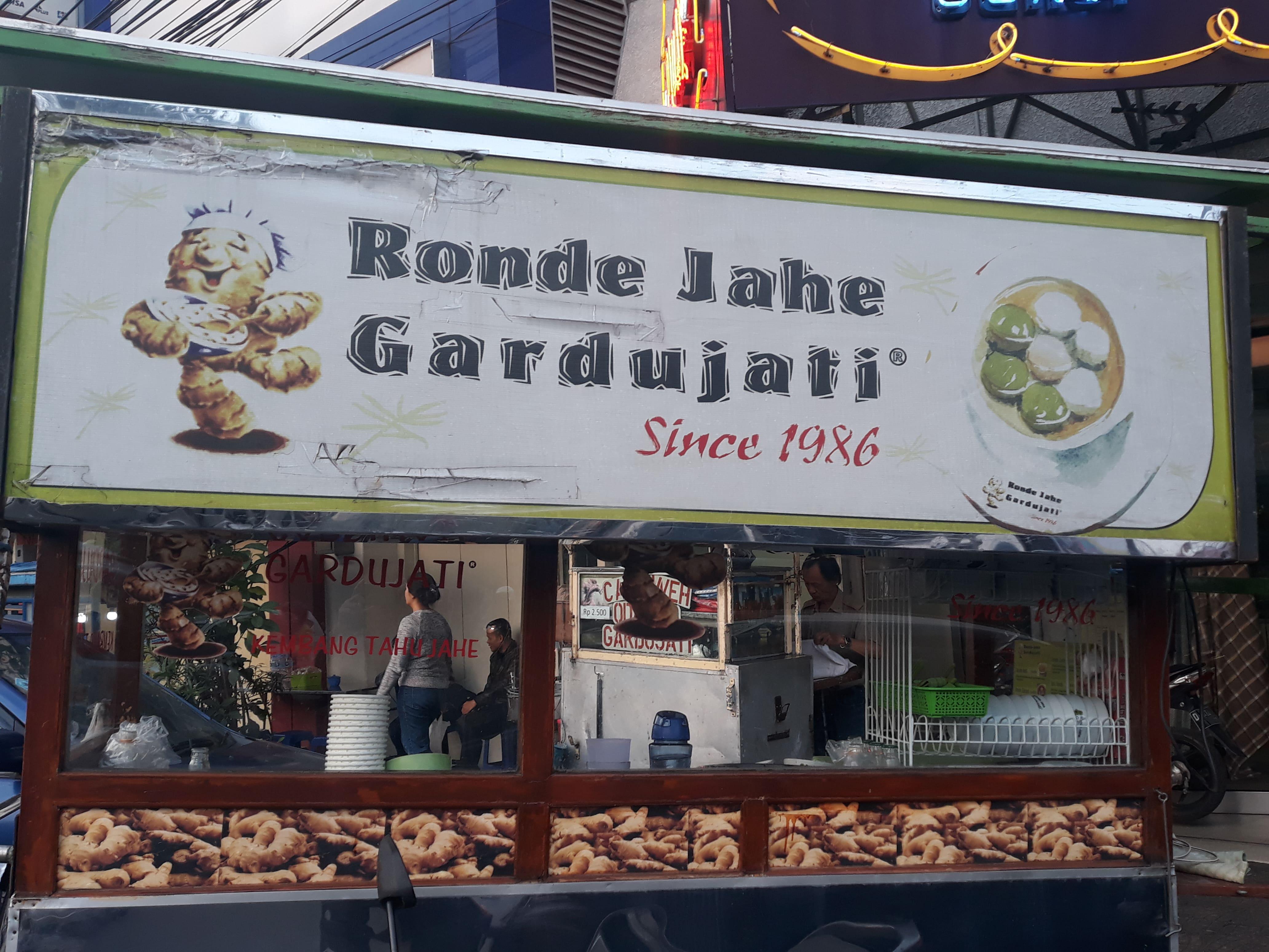 Ronde Jahe Gardujati, Pasirkaliki, Bandung | Zomato