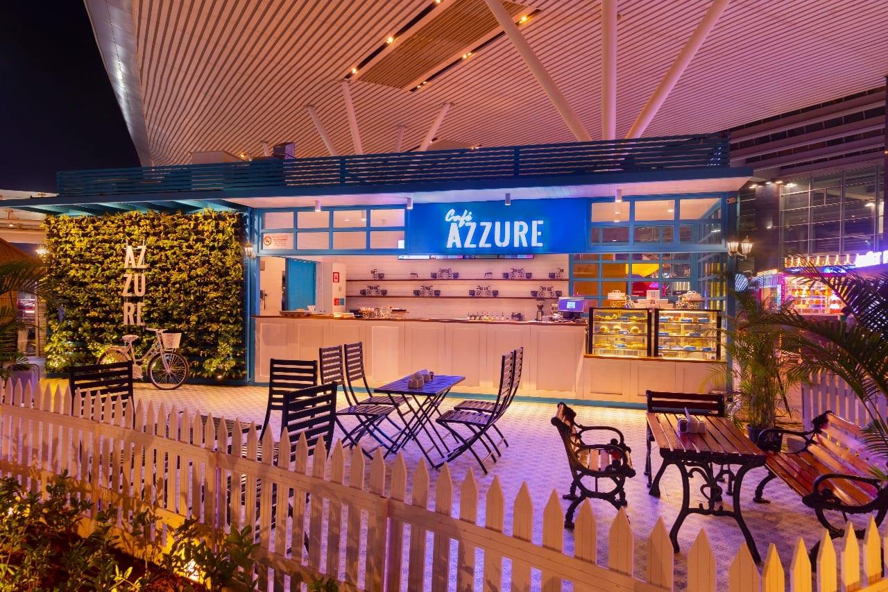 Cafe Azzure International Airport Bangalore