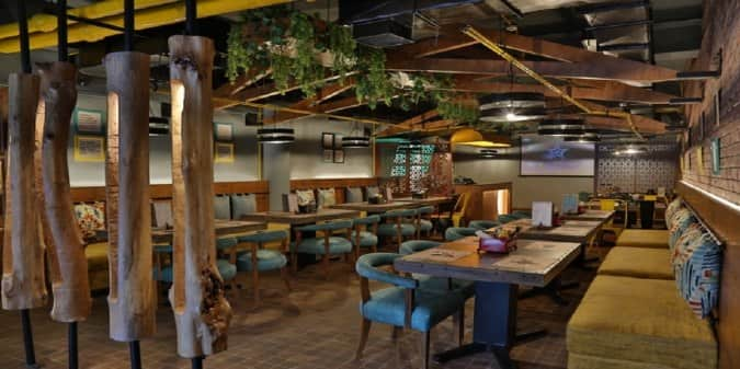Dialogue Cafe, Sector 35, Chandigarh - Zomato