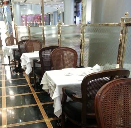 Twg tea salon boutique menu zomato for Boutique spa dubai
