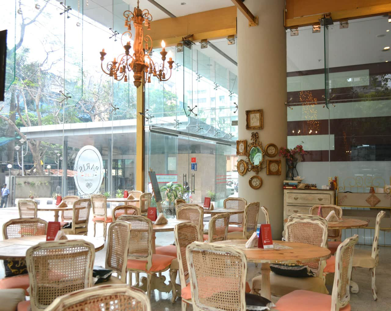 Paris Cafe Sector 5 Salt Lake Kolkata Zomato