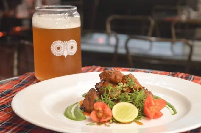 The White Owl - Brewery & Bistro, Lower Parel, Mumbai - Zomato