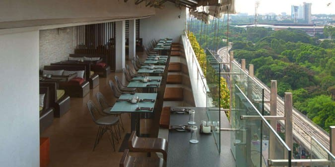 On the edge mg road bangalore zomato for 13th floor mg road