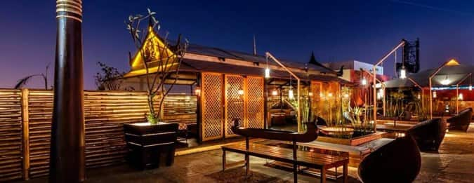 The tao terraces 1 mg road mall mg road bangalore zomato for Terrace restaurants in bangalore