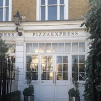 Pizza Express St Johns Wood London Zomato Uk
