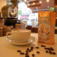 Markus Coffee Marble Arch Photos