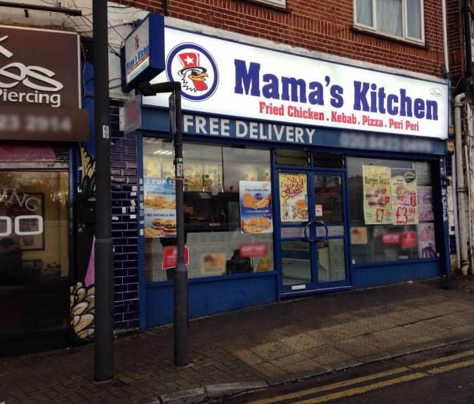 Mama\'s Kitchen, Harrow, London - Zomato UK