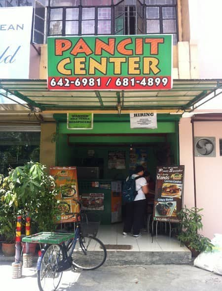 Pancit Center, Rosario, Pasig City - Zomato Philippines