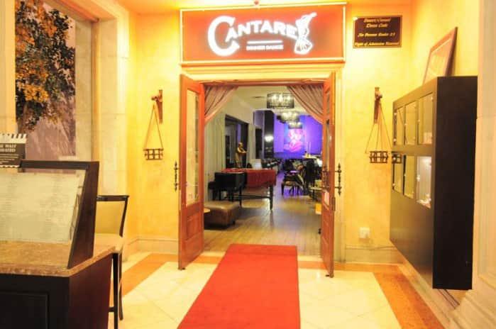 Monte casino restaurants cantare live online blackjack for us players