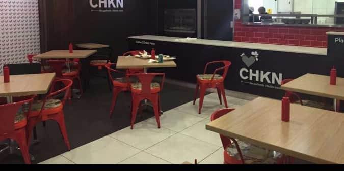 Chkn braamfontein inner city zomato sa for African cuisine braamfontein