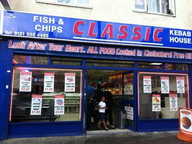 classic fish bar kebab house reviews user reviews for