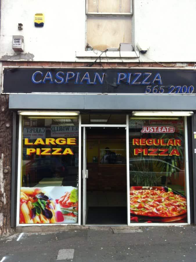 Caspian Pizza Edgbaston Birmingham Zomato Uk