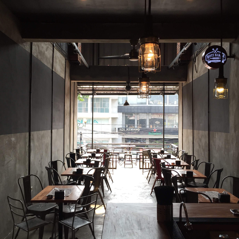 Roti Bakar Kemang Kemang Jakarta