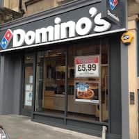 Dominos Pizza Morningside Edinburgh Zomato Uk