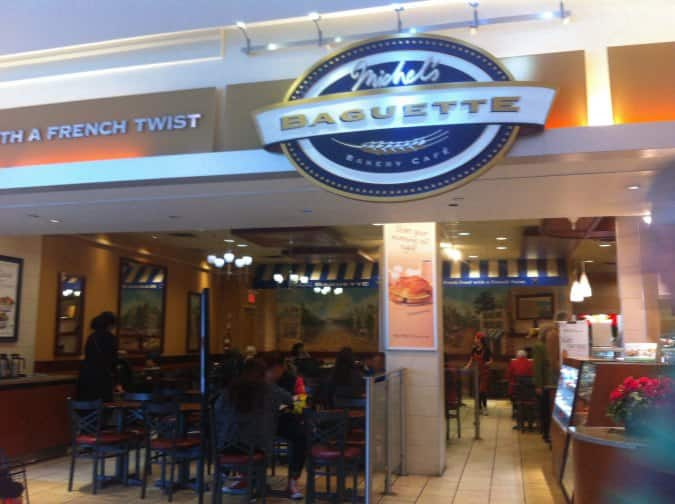 Michel S Bakery Cafe Menu