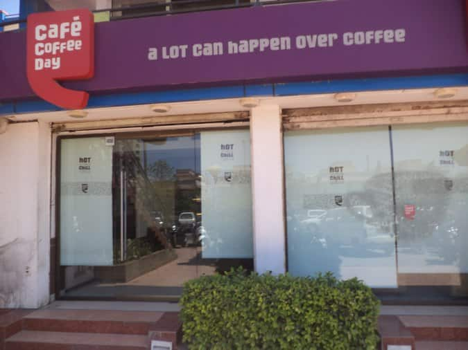 Cafe Coffee Day Menu With Prices In Ahmedabad