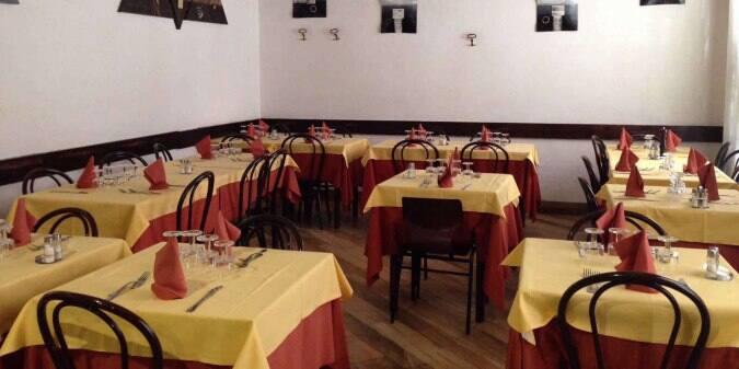 Trattoria toscana k2 a milano foto del menu con prezzi - Trattoria con giardino milano ...