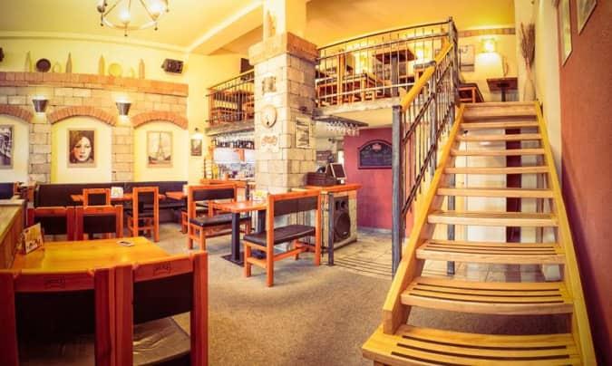 Foto - Café bar - restaurant ARCADE