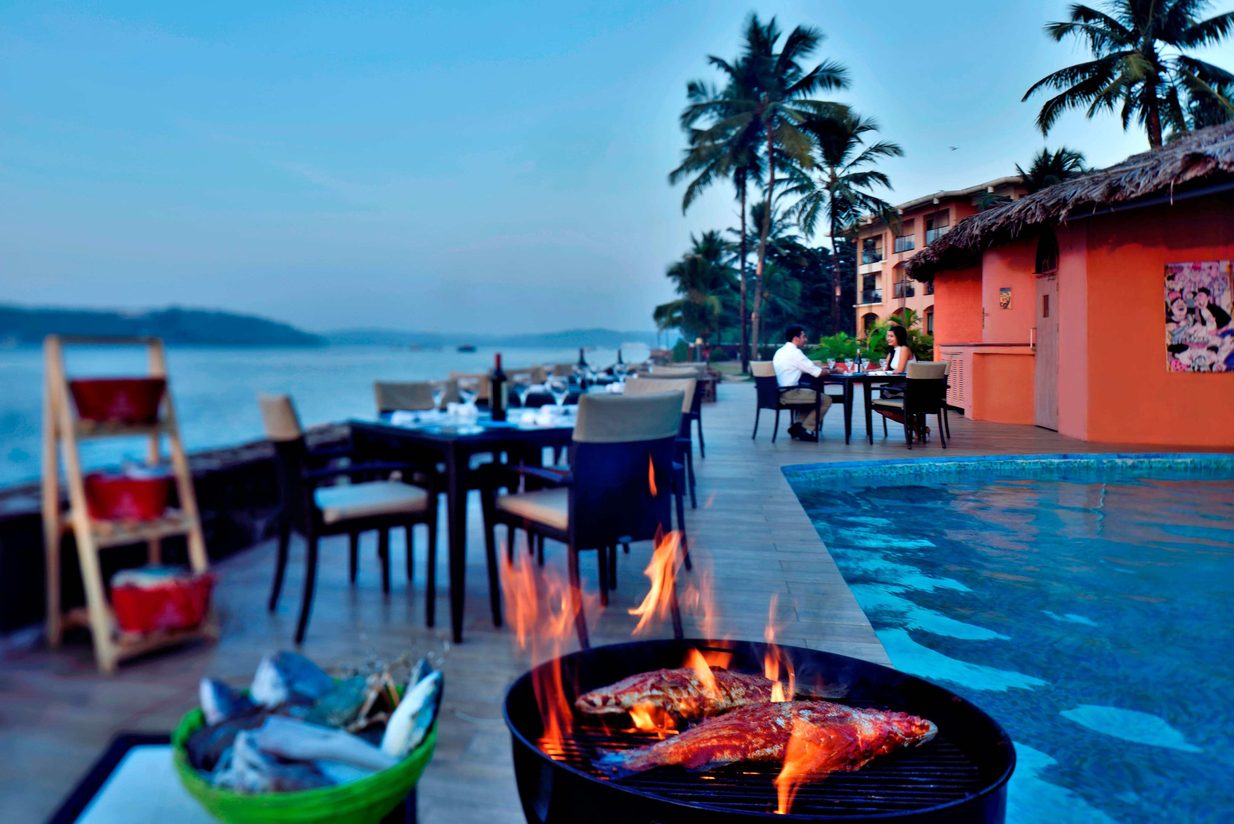 Simply Grills - Goa Marriott Resort and Spa, Panaji, Goa