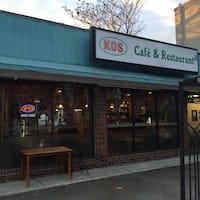 Kos Cafe And Restaurant Toronto On