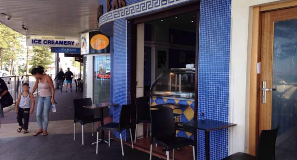 Souvlaki Bar Brighton Le Sands Sydney