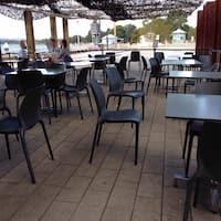 Armory Wharf Cafe Sydney Olympic Park Photos