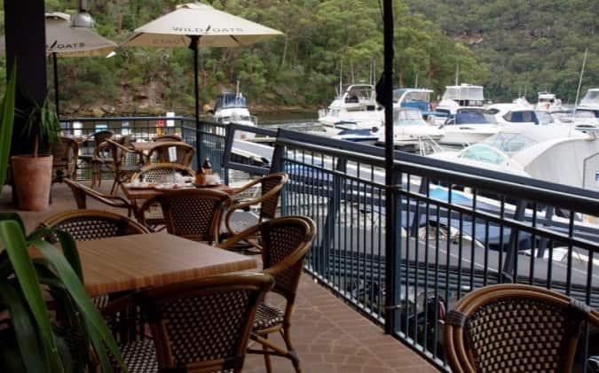Berowra Waters Garden House Cafe Restaurant