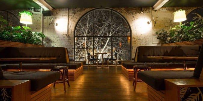 Panama dining room and bar