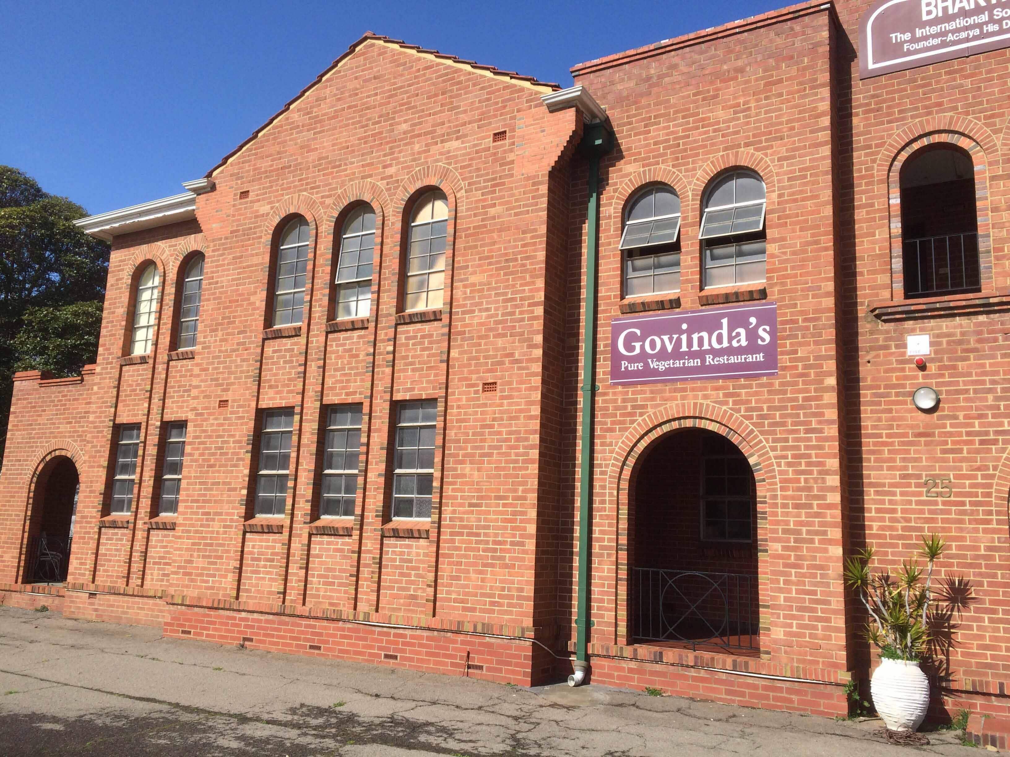 Govindas Vegetarian Restaurant | 25 Le Hunte Street, Kilburn, South Australia 5084 | +61 8 8359 5120